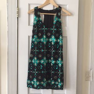 Sparkly Ark & Co tank party dress